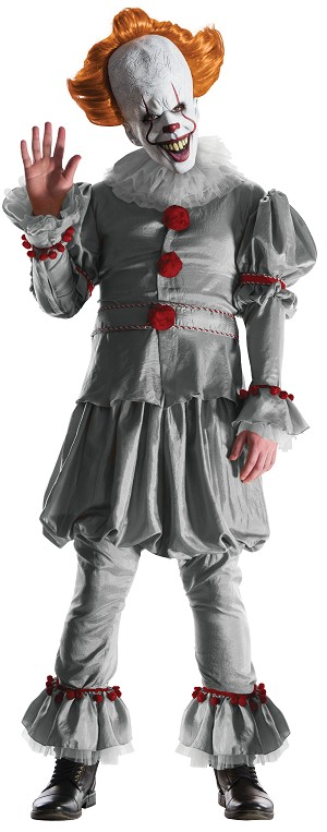 Pennywise Grand Heritage Adult Costume- IT