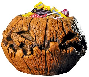 Rotten Jack Candy Bowl Prop