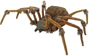 Deluxe Brown Wolf Spider Light Up