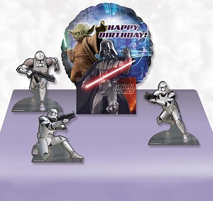 Table Decoration Set- Star Wars