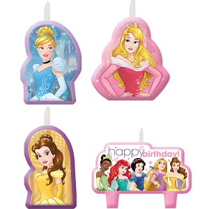 Candle Set- Disney Princess
