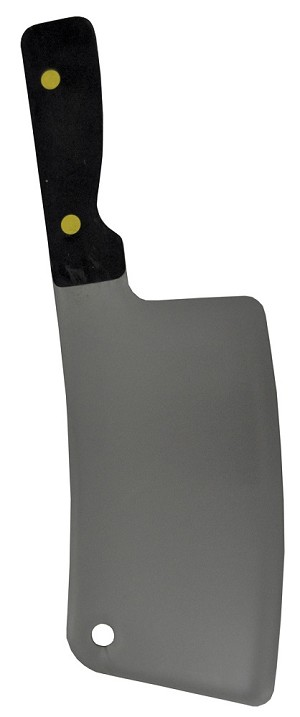 Meat Cleaver Prop