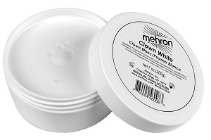 Mehron Clown White 7oz