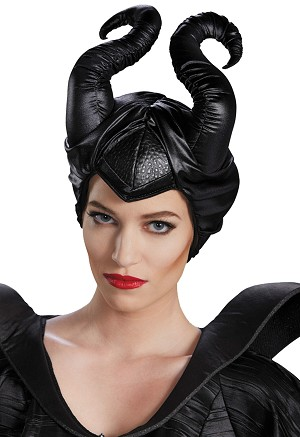 Maleficent Adult Horns- Maleficent