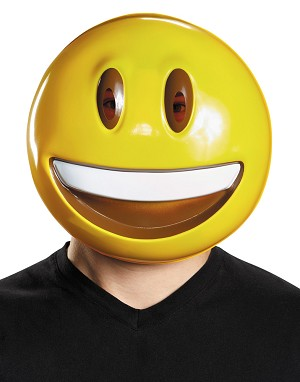 Smile Mask- Emoticon