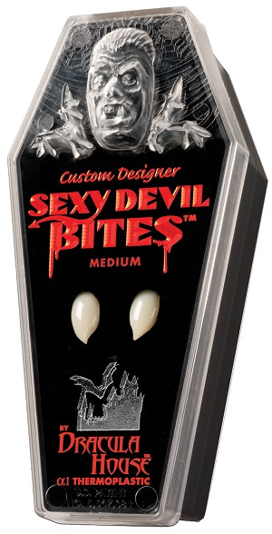 Dracula House Sexy Bites Fangs