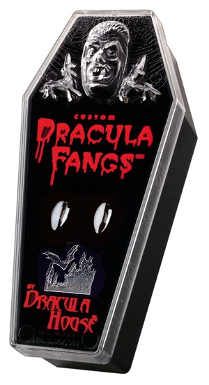 Dracula House Chrome Plated- Large