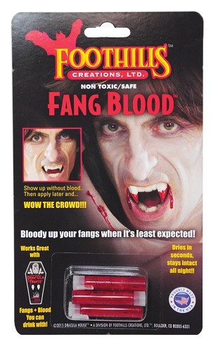 Fang Blood Dental Color