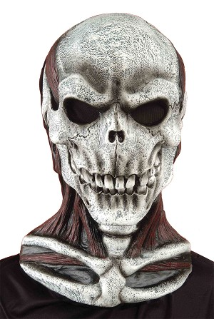 Economy Skull Mask With Chest