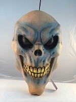 Giant Hanging Skull - Over 2 Feet Tall