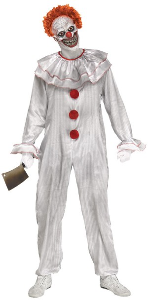 Carnevil Clown Adult Costume