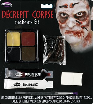 Decrepit Corpse Makeup Kit