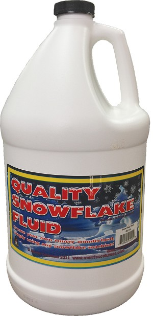 Snow Machine Fluid Gallon