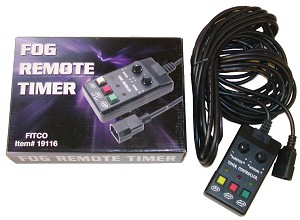 Fog Machine Remote With Timer