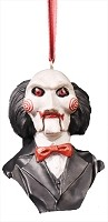 Saw Billy Puppet- Holiday Horrors Ornament