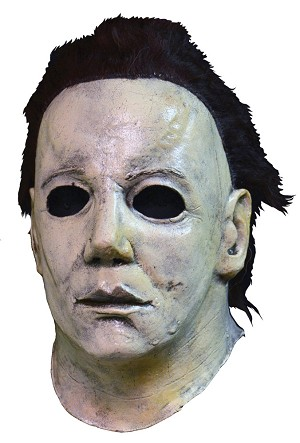 Michael Myers Mask- Halloween 6 The Curse Of Michael Myers