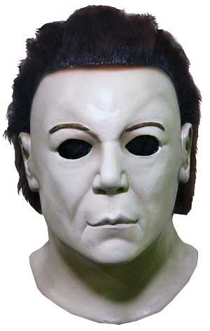 Michael Myers Mask- Halloween 8: Resurrection
