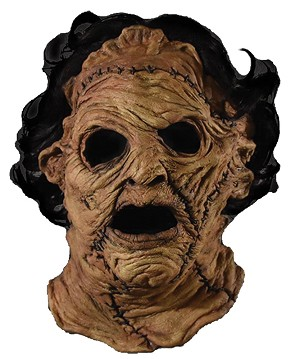 Leatherface Mask- Texas Chainsaw Massacre 3D