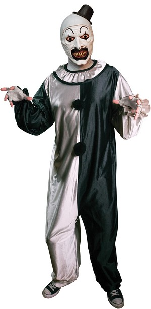 Art The Clown Costume- The Terrifier