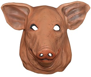Don Post Classic Collection Pig Mask
