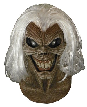 Iron Maiden Killers Mask