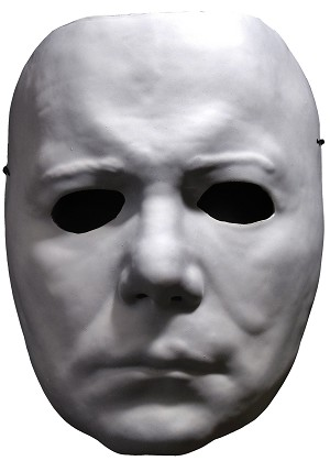 Vacuform Michael Myers Halloween 2 Mask