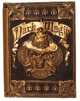 Dark Magic Animated Book Prop