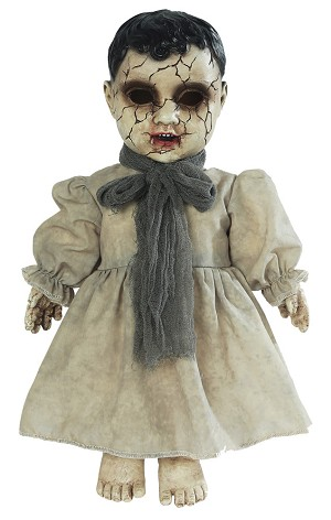 Forgotten Doll Prop With Sound