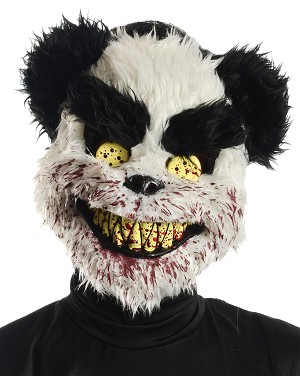 Charles Deadly Bear Mask