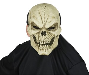 Creepy Skull Economy Mask