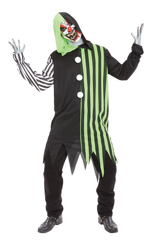 Cleaver The Clown Adult Costume