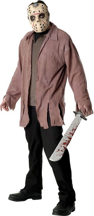 Standard Adult Jason Costume