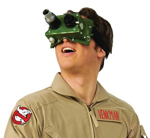 Ecto Goggles- Ghostbusters