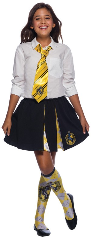 Hufflepuff Tie- Harry Potter