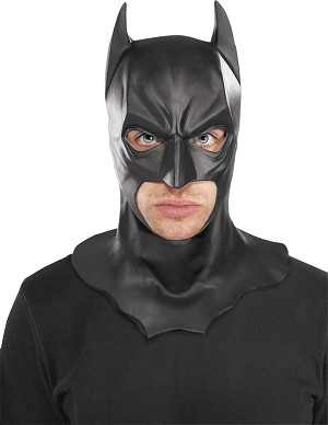 Batman Adult Full Latex Mask