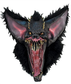 Gruesome Bat Deluxe Over sized Mask