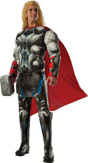 The Avengers Thor Adult Deluxe Costume