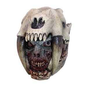 Warrior Zombie Mask
