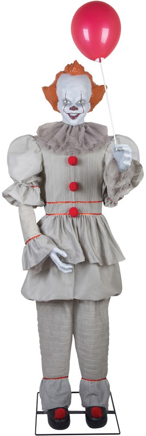 Pennywise Animated Life-Size Prop- IT