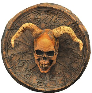 Devil Wall Decoration