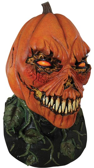 Possessed Pumpkin Mask