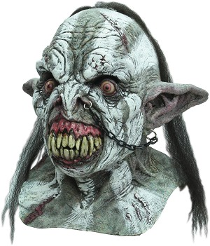 Battle Orc Creature Mask