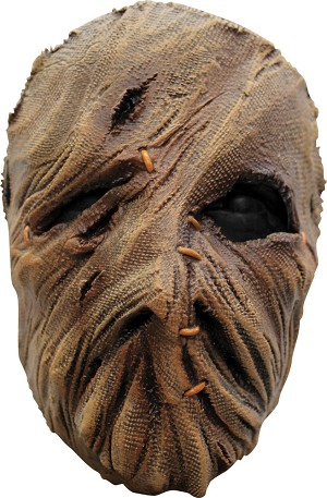 One Eyed Scarecrow Economy Face Mask