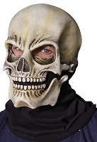 Classic Sock Skull Latex Mask