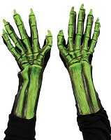 UV Skeleton Gloves