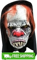 Chew Chew The Clown Mask