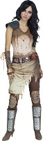 Apocalypse Warrior Adult Costume Medium/Large