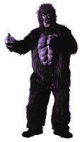 Gorilla Adult Costume Set
