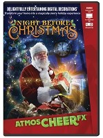 AtmosFX Night Before Christmas DVD