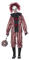 Nightmare Clown Adult Costume- XL